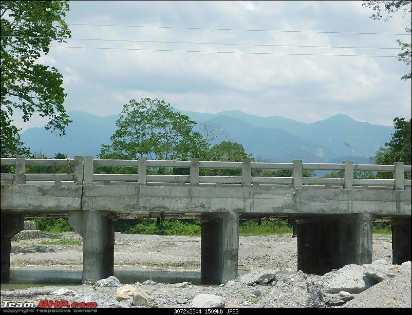 Tuskers of Chilapata : A thrilling drive to Northern Bengal & Bhutan-dscn0408bridge.jpg