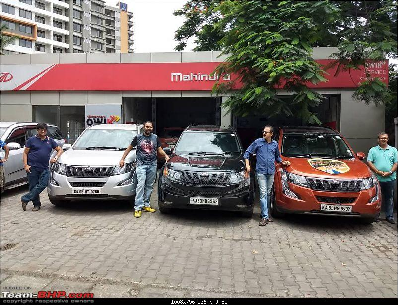 Every driving enthusiast's dream - Group of XUV500s getting Leh'ed!-1502588312593.jpg