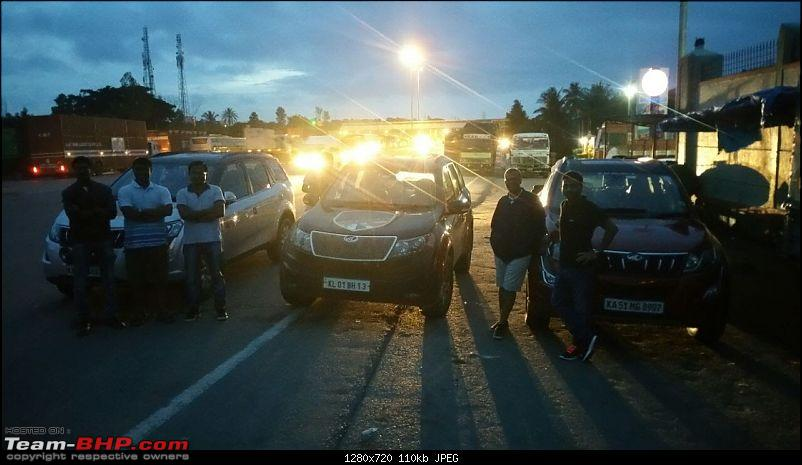 Every driving enthusiast's dream - Group of XUV500s getting Leh'ed!-jas1.jpg