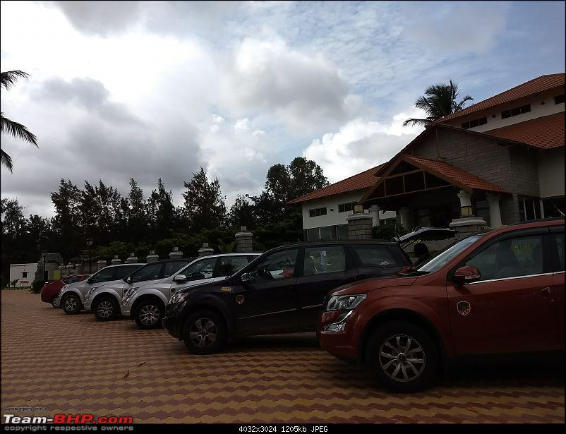 Every driving enthusiast's dream - Group of XUV500s getting Leh'ed!-apoorva2.jpg
