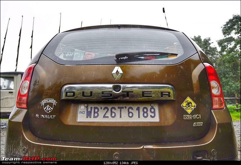 Thar & Duster AWD Twins drive to Sikkim-hulk-rear.jpeg