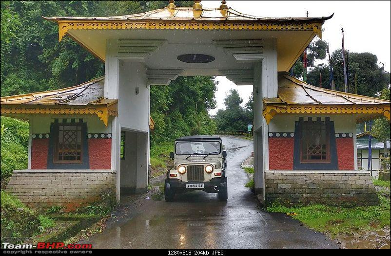 Thar & Duster AWD Twins drive to Sikkim-pm-sherpa.jpeg