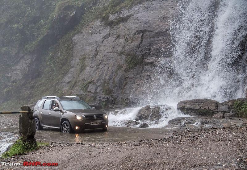 Thar & Duster AWD Twins drive to Sikkim-hulk-wfall.jpeg