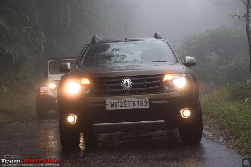 Thar & Duster AWD Twins drive to Sikkim-hulk-sherppa-front-road.jpeg