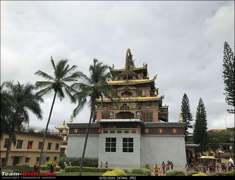Drive to Coorg - A monsoon getaway with the family-goldentemple.jpg