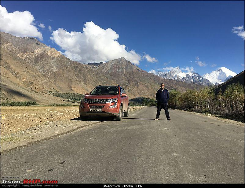 Every driving enthusiast's dream - Group of XUV500s getting Leh'ed!-suruvalley.jpg