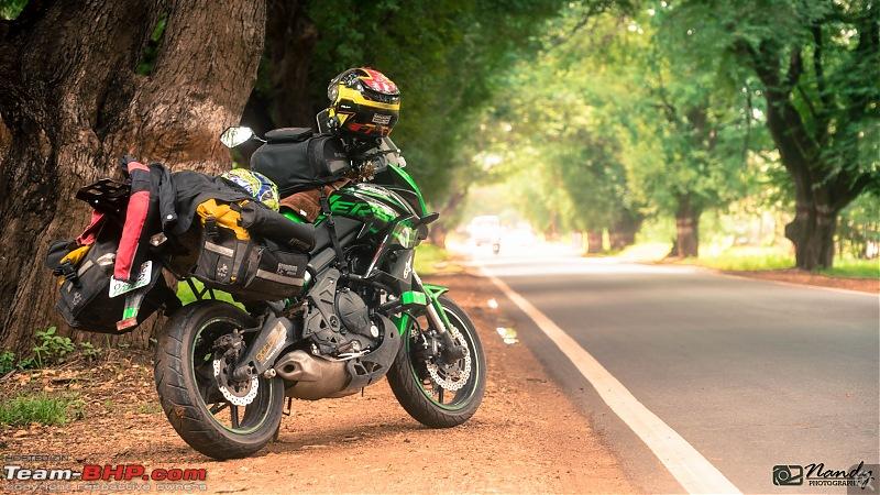 Hulk's 1st overnight ride – Chakra Dam, Nagara Fort & Jog Falls-dsc_1397.jpg