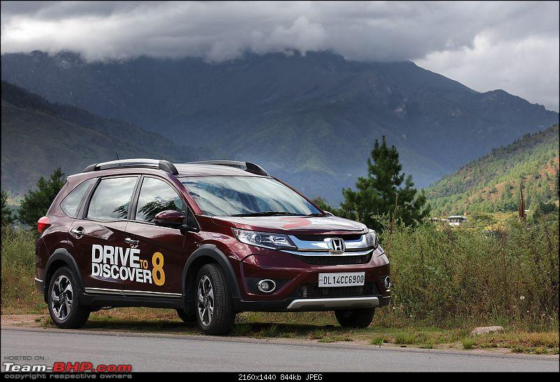 In the land of the thunder dragon - Driving Hondas from West Bengal to Bhutan!-road2.jpg