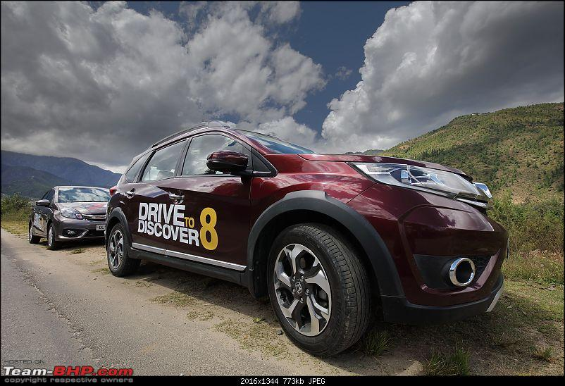 In the land of the thunder dragon - Driving Hondas from West Bengal to Bhutan!-road1.jpg