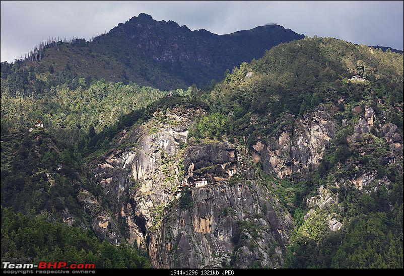 In the land of the thunder dragon - Driving Hondas from West Bengal to Bhutan!-tigers-nest.jpg