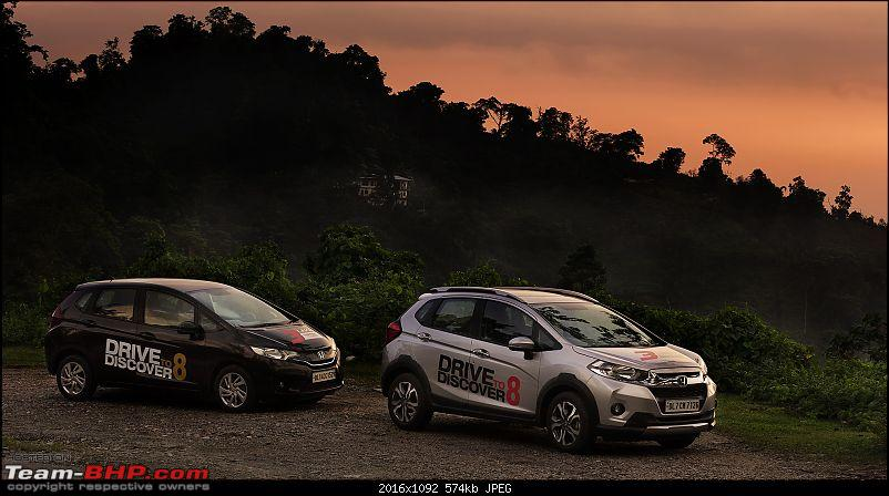 In the land of the thunder dragon - Driving Hondas from West Bengal to Bhutan!-parting.jpg