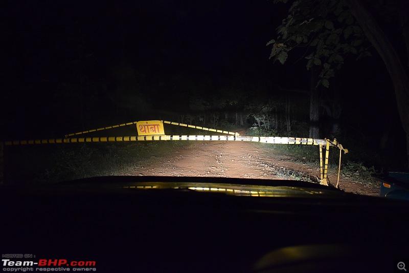Mumbai to Tadoba: Solo trip in my Isuzu D-Max V-Cross-safari-1-morning-gate.jpg