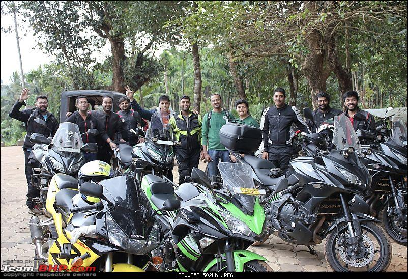 A Fire run & meet with Hydeez - Group Ride to Kodachadri-simha-farms-bikes.jpeg