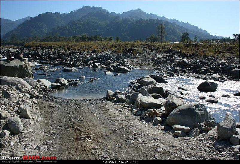 Maiden trip to Arunachal Pradesh-makeshift-road.jpg