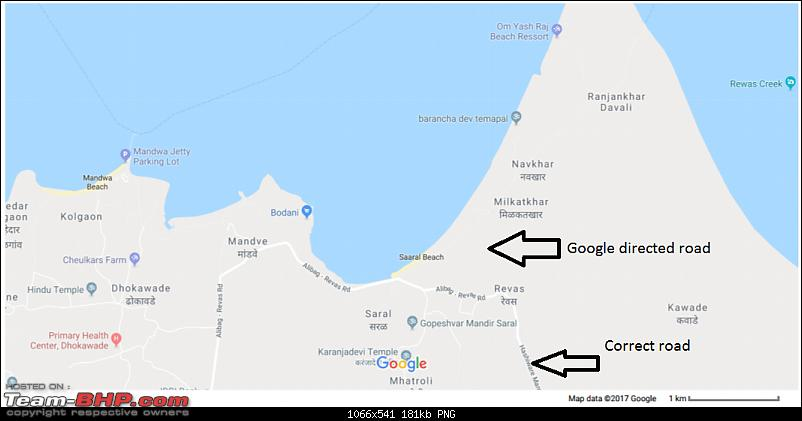 When Google Maps takes you to the road less travelled!-mandwa.png