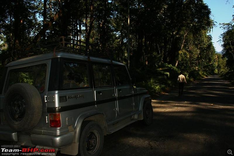 Maiden trip to Arunachal Pradesh-bolero.jpg