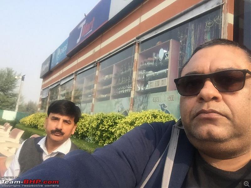 Kolkata -> Varanasi -> Delhi in my Dzire AMT-yew-2nd-toll-plaza.jpg