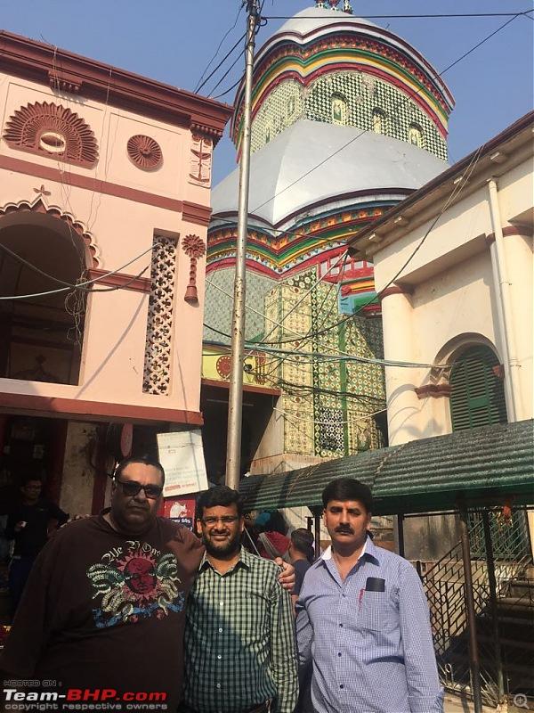 Kolkata -> Varanasi -> Delhi in my Dzire AMT-kali-temple-kalighat.jpg