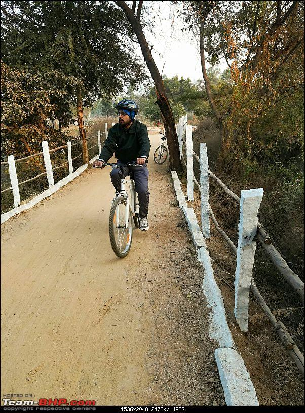 Cycling on a Sunday morning! Pala-Pitta Cycling Track, Hyderabad-me.jpeg