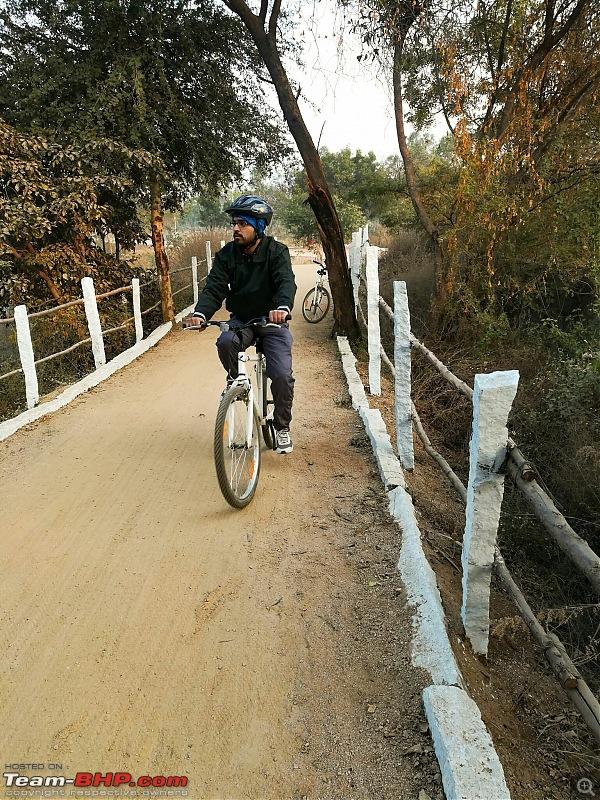 Cycling on a Sunday morning! Pala-Pitta Cycling Track, Hyderabad-me.jpeg