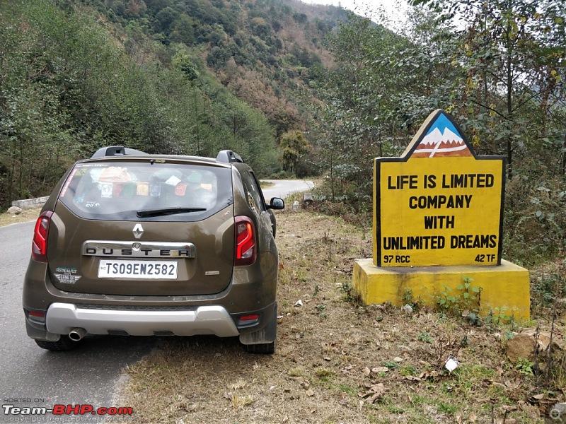 Hyderabad to Arunachal, Assam & Meghalaya in a Duster AWD-img_20171223_125812.jpg
