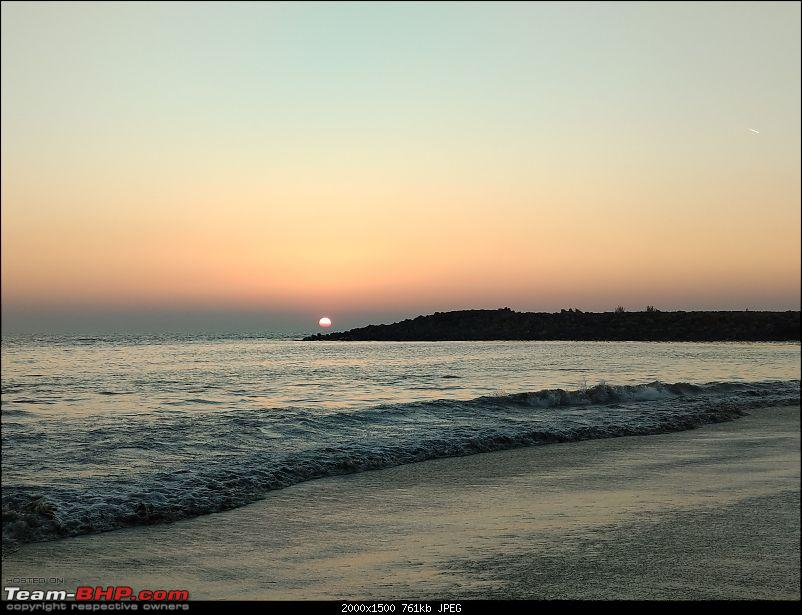 Road-trip from Bengaluru to Gujarat in a Duster-somnath2_beach.jpg