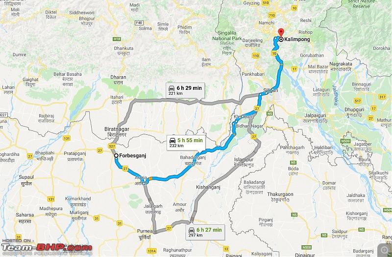 A Dinosaur and a Snail take the Silk Route to Sikkim and Bhutan!-bahadurganj.jpg