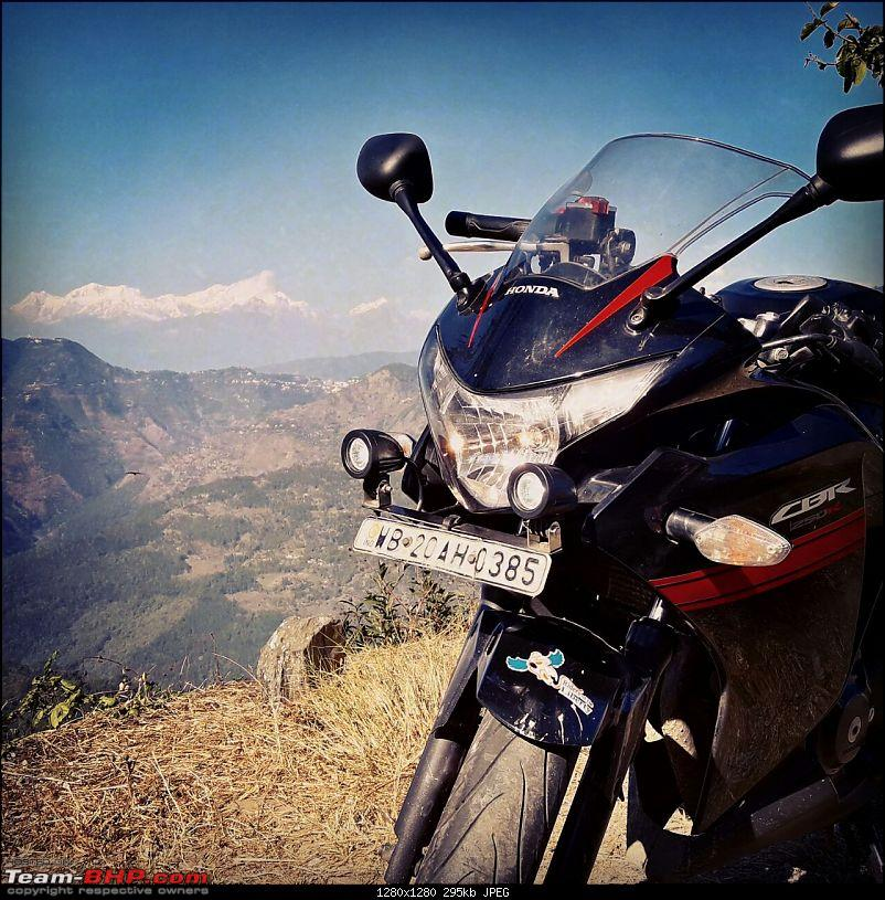 Honeymoon Ride: Kolkata to Lava on a CBR250R-renessme.jpg