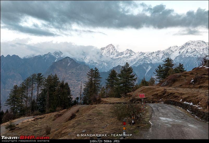 Chhota Break - Auli & Jim Corbett in 4 days-31mountainroadwaydown.jpg
