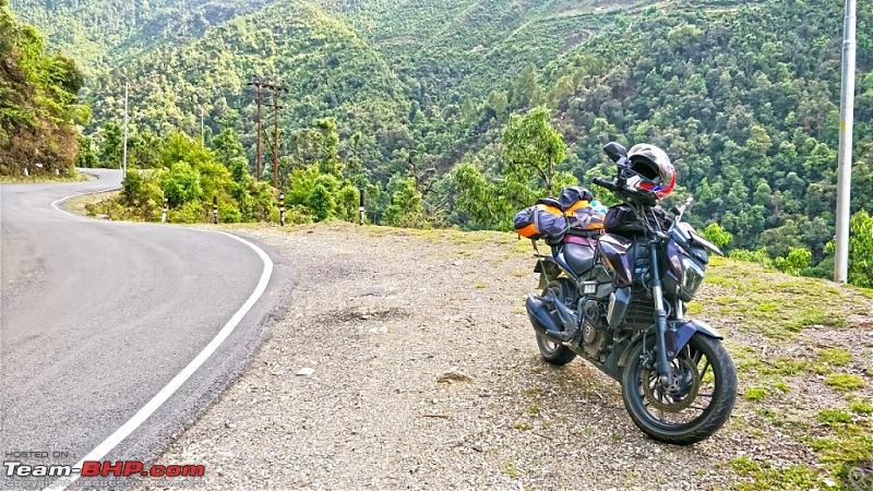 To the last village of India - Mana, Uttarakhand. Chronicles of a Lone Biker-img_20180422_150840.jpg