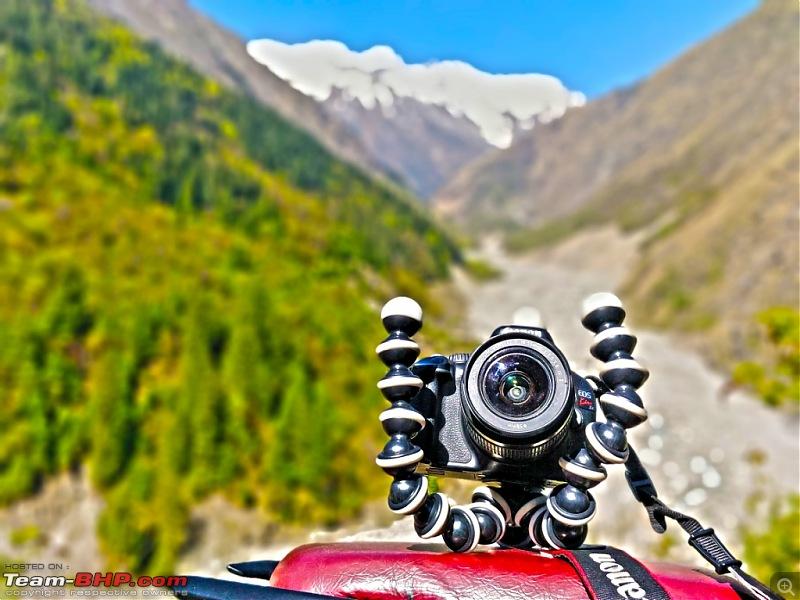 To the last village of India - Mana, Uttarakhand. Chronicles of a Lone Biker-img_20180423_092851_bokeh.jpg