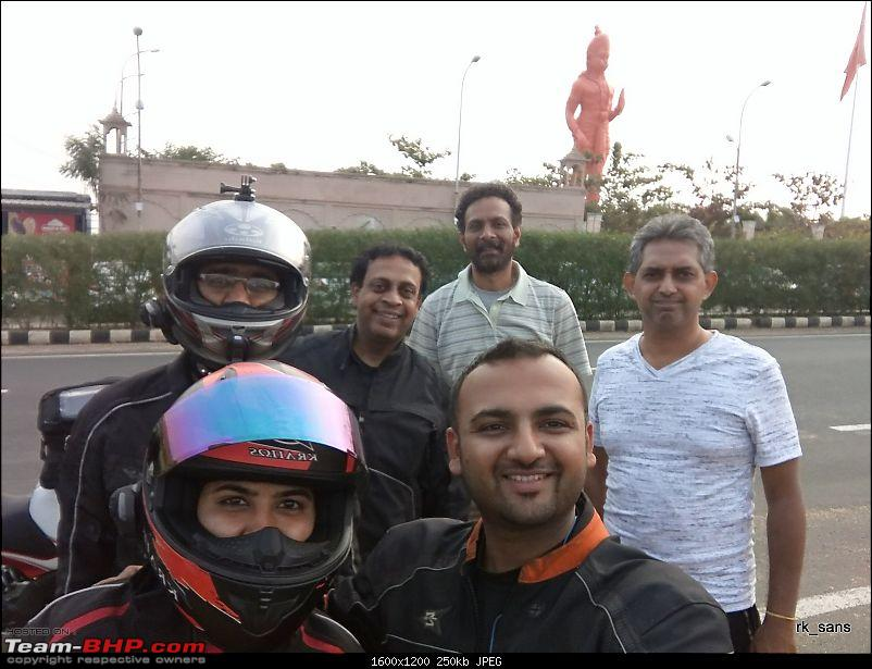 7 Indian States, 7000 km & countless memories - The epic Central and Western India ride!-img_20171217_162934.jpg