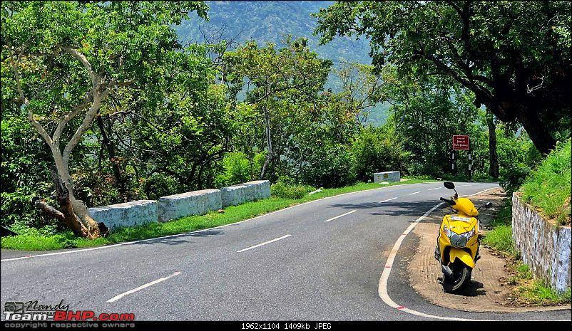 Ooty / Coonoor on my Honda Dio (Bumble), Versys 650 & KTM Duke-499.jpg