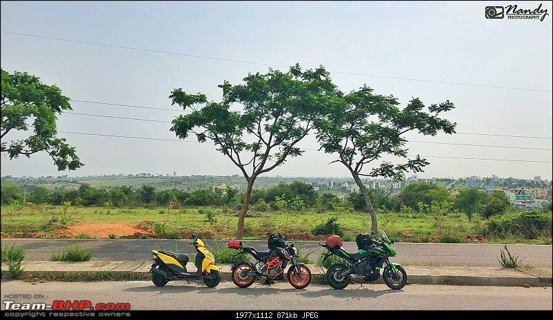 Ooty / Coonoor on my Honda Dio (Bumble), Versys 650 & KTM Duke-511.jpg