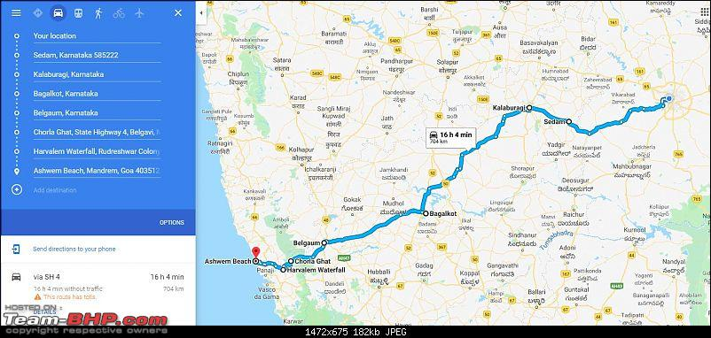 Hyderabad - Goa in a Duster AWD, exploring the less explored-day1.jpg