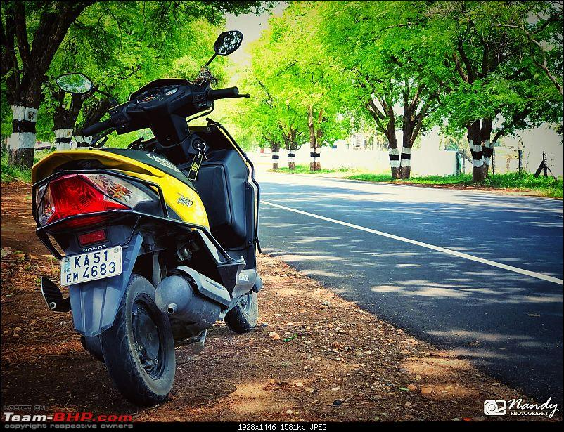 Ooty / Coonoor on my Honda Dio (Bumble), Versys 650 & KTM Duke-520.jpg