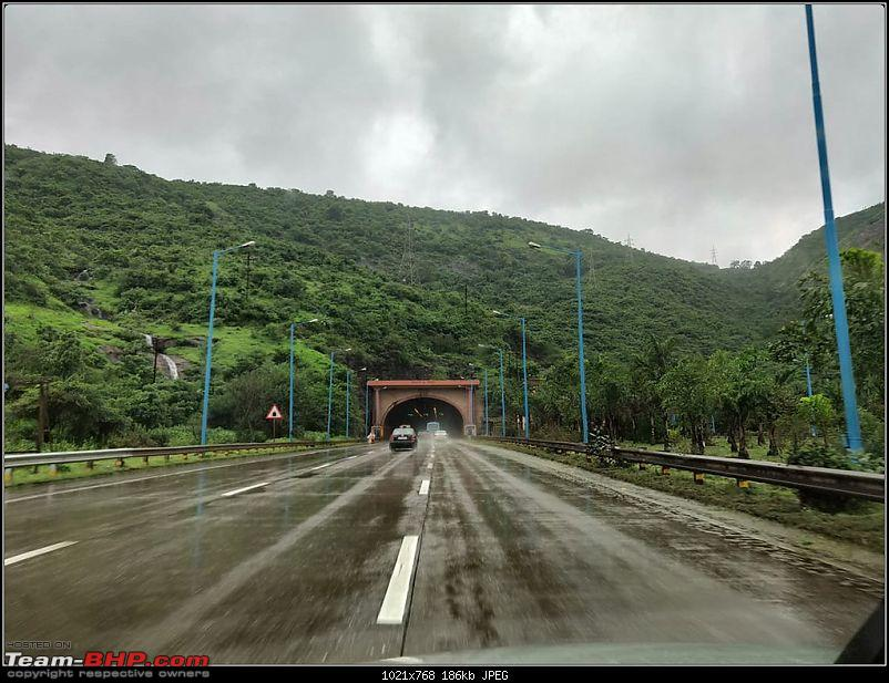 We chase the rains again, 8 cars, 2000 km : Monsoon Drive in Western Maharashtra-expressway-5.jpg