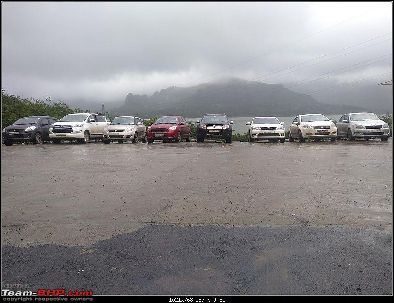 We chase the rains again, 8 cars, 2000 km : Monsoon Drive in Western Maharashtra-d2breakfast-7.jpg