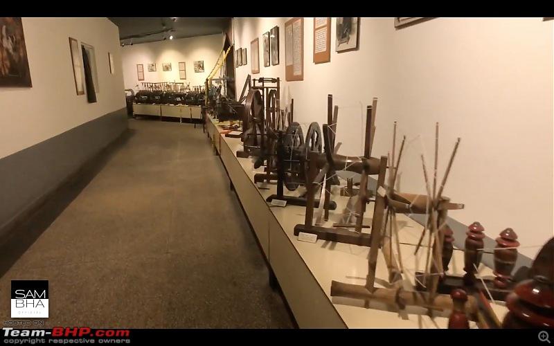 Video Tour: National Gandhi Museum! 150th Birth Anniversary Special-charkha.jpg
