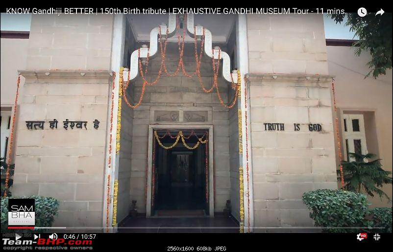 Video Tour: National Gandhi Museum! 150th Birth Anniversary Special-truth-good-building.jpg