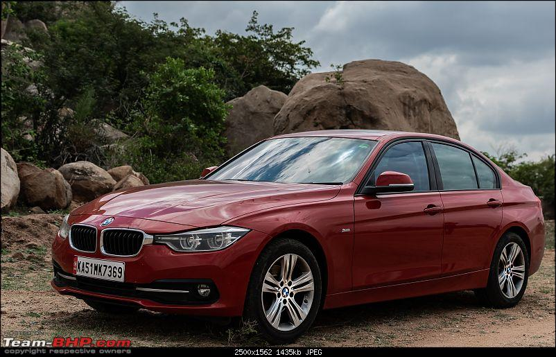 I shot two Bimmers with stones! With two BMWs to Vijayanagara-08.jpg