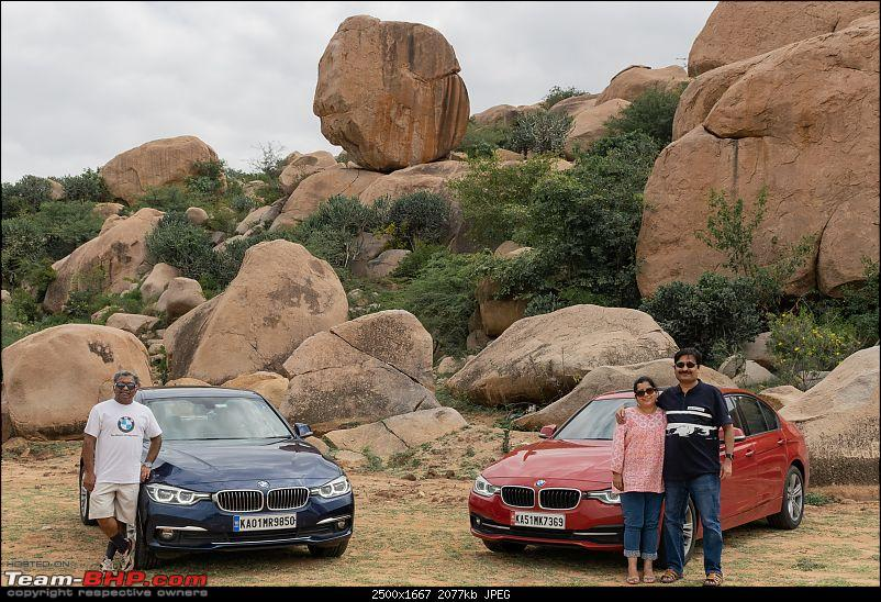 I shot two Bimmers with stones! With two BMWs to Vijayanagara-13-men-mc.jpg