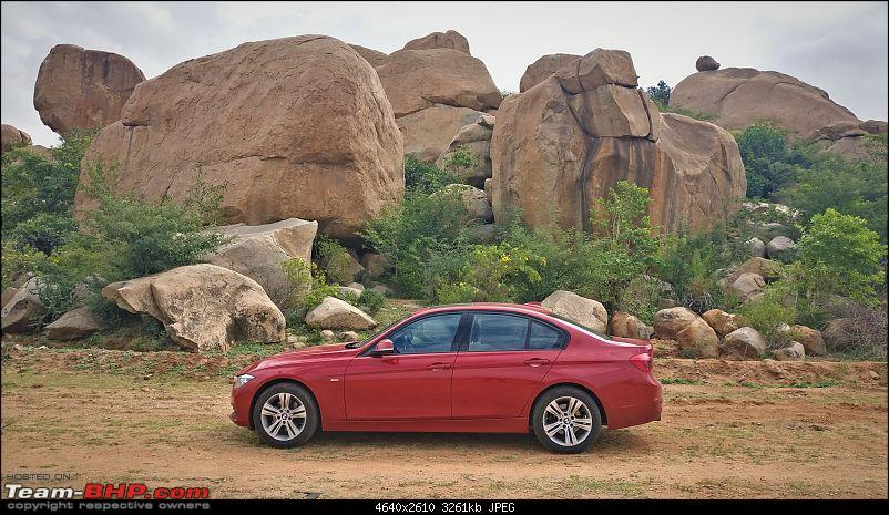 I shot two Bimmers with stones! With two BMWs to Vijayanagara-img_20181103_130353-2.jpg