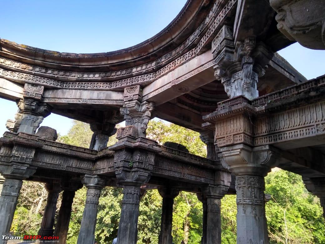 Diwali Ride to Polo Forest, GJ - Exploring 15th century ...