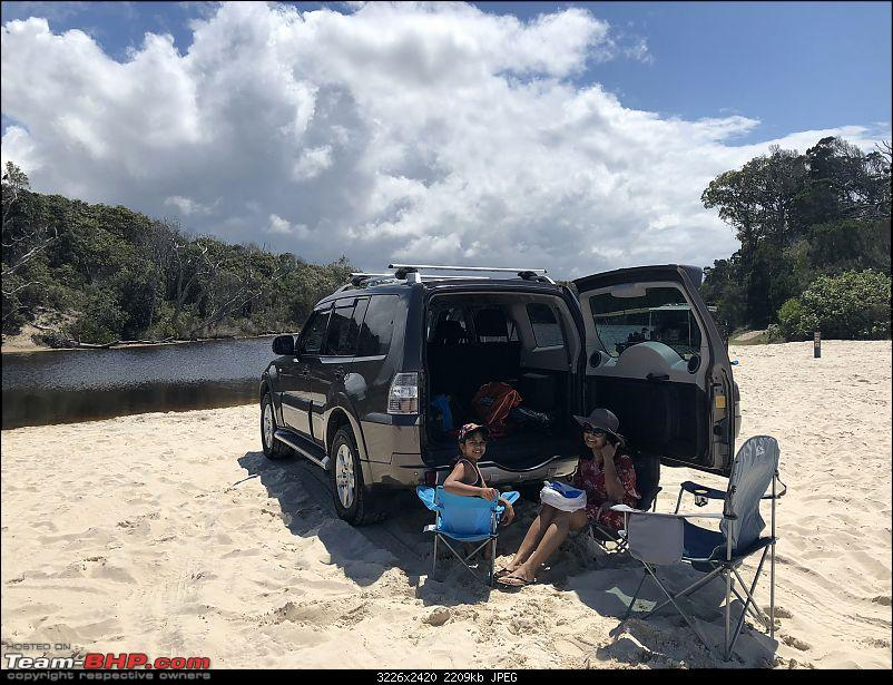 Exploring new frontiers : Trip to the Bribie Sand Island, off Brisbane-img_4158.jpg