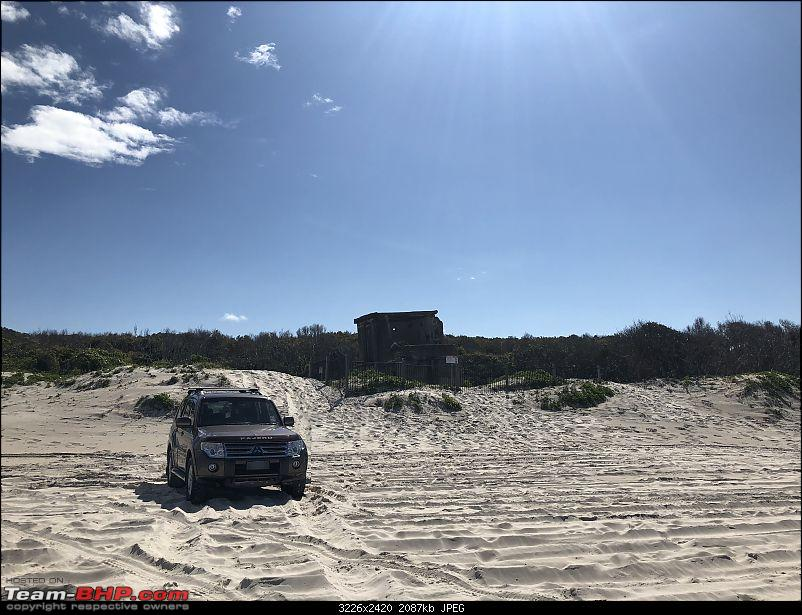 Exploring new frontiers : Trip to the Bribie Sand Island, off Brisbane-img_4182.jpg