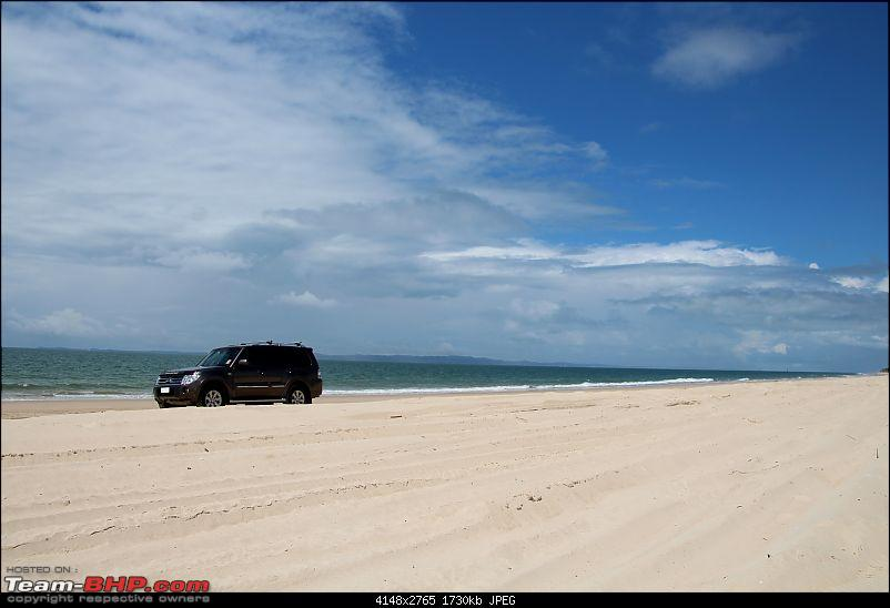 Exploring new frontiers : Trip to the Bribie Sand Island, off Brisbane-img_5468.jpg