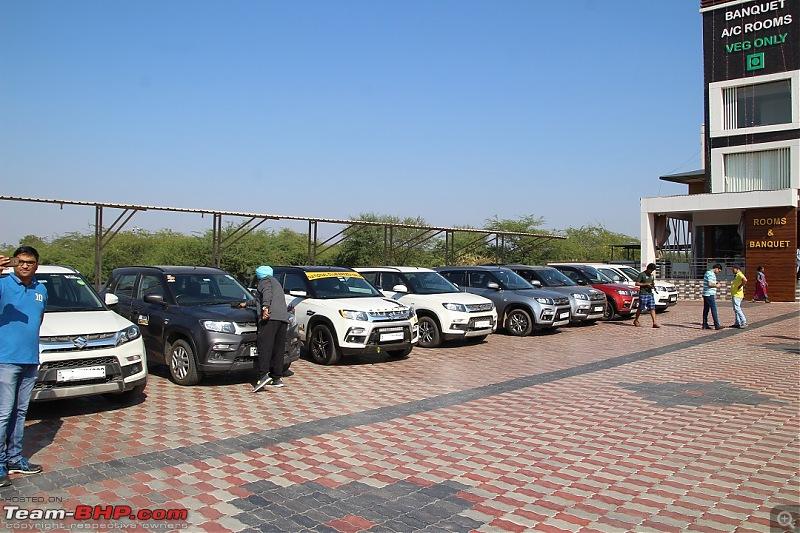 Vitara Brezzas drive to the Statue of Unity, Gujarat-7.jpg