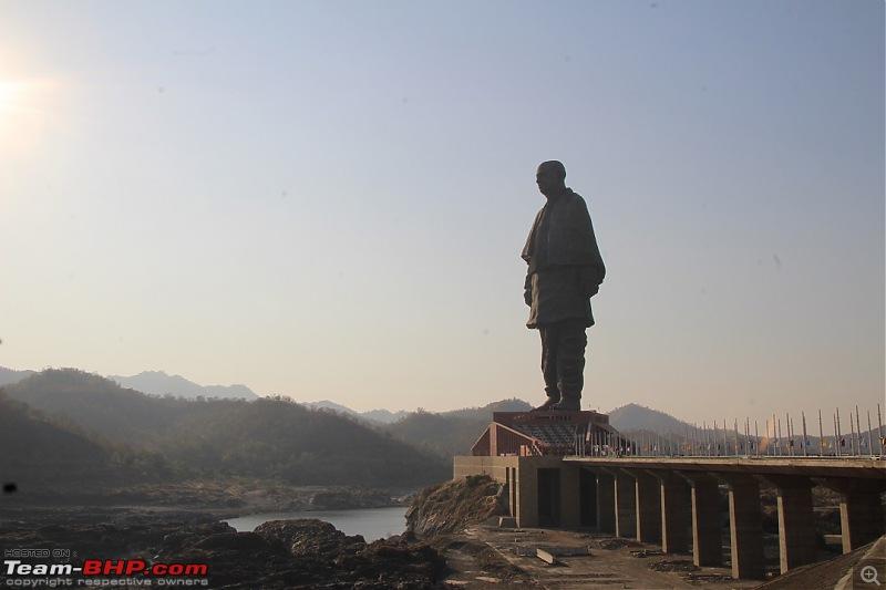 Vitara Brezzas drive to the Statue of Unity, Gujarat-19.jpg