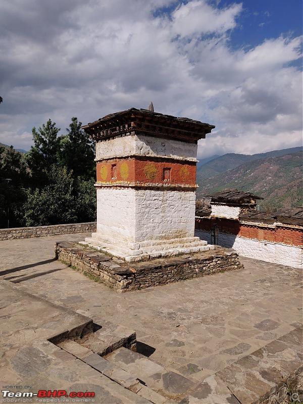 HexLogs - Drive from Bangalore to Bhutan in a Tata Hexa-thimphulhakhang02.jpg